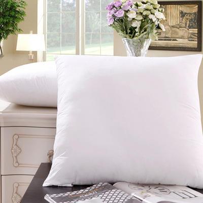 五星级羽丝绒枕芯 白
