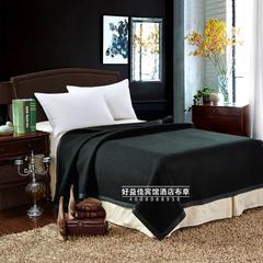 酒店毛毯 200cmx230cm 绿色