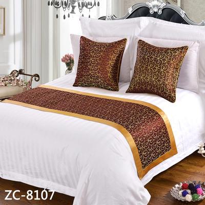 宾馆床尾巾 120cm*20cm 2