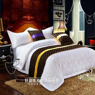 宾馆床尾巾 120cm*20cm 12