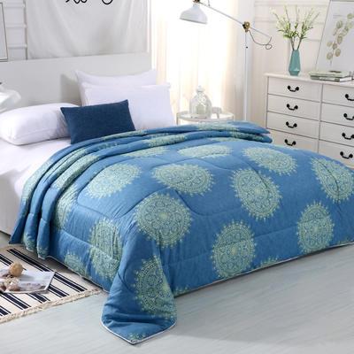 棉花冬被 220cmx240cm(6kg棉花) 似水年华