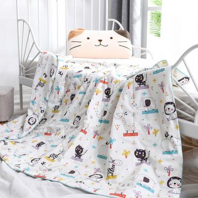 2019新款儿童被 1.2m(4英尺)床 喵星人