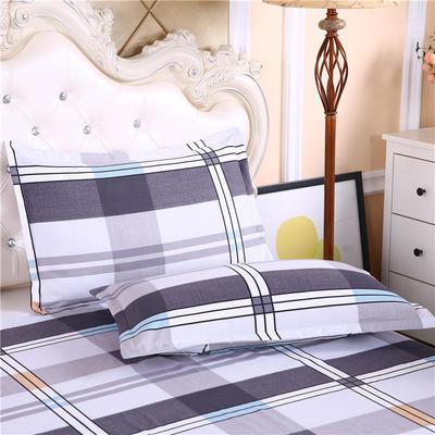 2019新款-植物羊绒单枕套 48cmX74cm/一只 艾特维尔