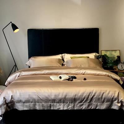 马上云婵丝色织系列四件套(实拍图) 标准1.5-1.8m床 克里蒂娜
