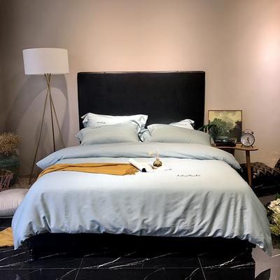 2018巧克力系列实拍图四件套 1.8m(6英尺)床 宝石绿