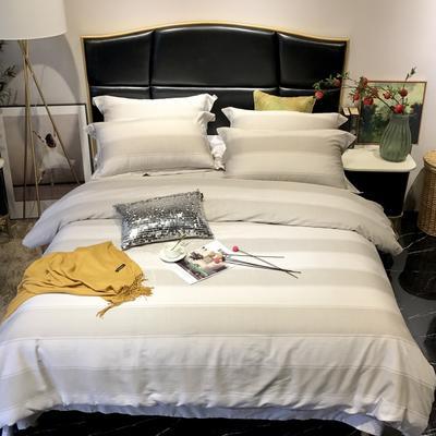 2018新款60长绒棉印花(实拍图) 1.5m-1.8m(床单款) 克里娜-银灰