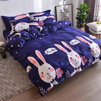 热卖新品 1.2m(4英尺)床 U兔宝贝