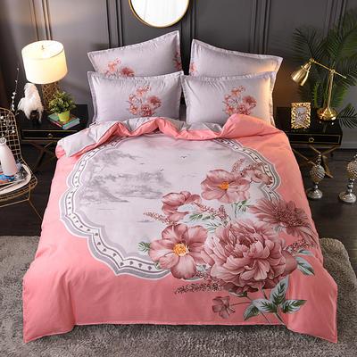 2020新花色大版植物羊绒四件套总汇 1.8m床单款四件套 花素