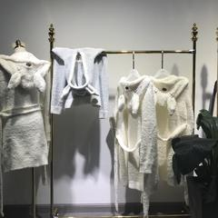 家居服软绵绵系列(白兔睡袍  ) M适合165以上体重160左右 白兔睡袍