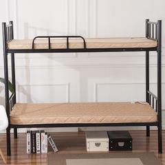 记忆棉单人床垫(简约风) 1.0 * 2.0m 驼色6.5cm