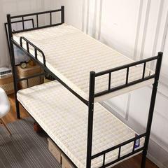 记忆棉单人床垫(简约风) 1.2 * 1.9m 白色10cm