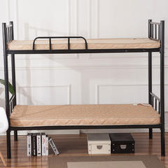 记忆棉单人床垫(简约风) 0.9 * 2.0m 驼色10cm