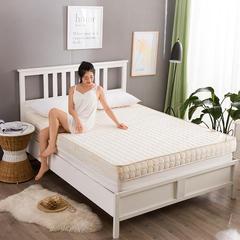 简约风 记忆棉床垫 1.2*1.9m 白色10cm