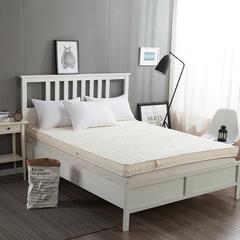 简约风 拆洗记忆棉床垫 0.9*2.0m*6cm 月光白