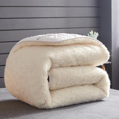 2019新品羊毛床墊加厚蓬松7厘米厚 0.9*2 澳洲羊毛