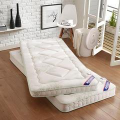 2019新品莫代尔-宝宝棉 记忆海绵单人床垫 0.9X2 8CM莫代尔记忆棉床垫 富贵花开