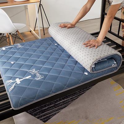 单人床水洗棉防滑床垫 0.9m 鹿灰