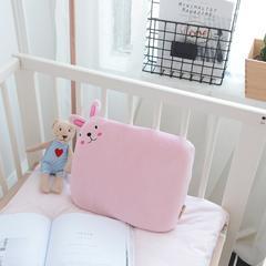 乳胶系列-(乳胶枕定型枕1) 粉色35*20cm