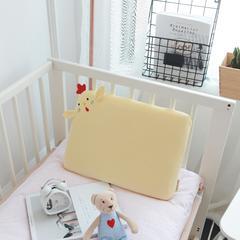 乳胶系列-(平枕) 黄色35*20cm