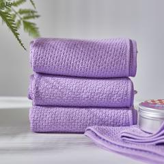 精梳棉子母纱毛浴巾-千丝万缕(70*140cm) 千丝万缕香芋色