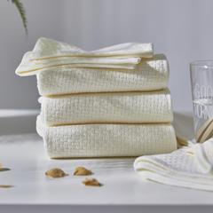 精梳棉子母纱毛浴巾-千丝万缕(200*230cm) 千丝万缕奶白