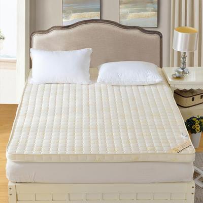 记忆棉床垫-贵族白(6.5cm) 0.9*2.0米 贵族白