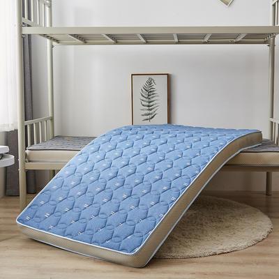 2020新款学生款蓝色星空系列硬质棉(6.5-10cm) 0.9*2.0m(6.5cm) 蓝色星空