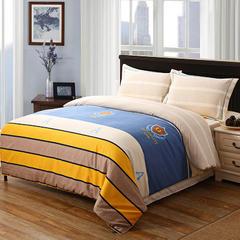 磨毛印花四件套 1.5m(5英尺)床 非凡时代