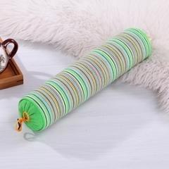 粗布全棉荞麦枕头(颈椎枕40*8cm ) 1