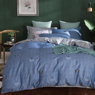 60长绒棉系列四件套 1.5m/1.8m床 仰望星空
