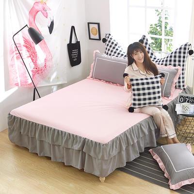 韩式床裙三件套 1.5m(5英尺)床 悠柔