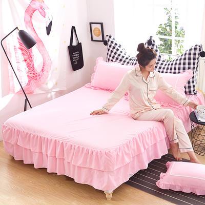 韩式床裙三件套 1.5m(5英尺)床 静逸