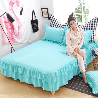 韩式床裙三件套 1.5m(5英尺)床 兰若