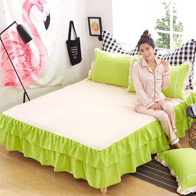 韩式床裙三件套 1.5m(5英尺)床 梦露