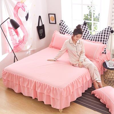 韩式床裙三件套 1.2m(4英尺) 惜玉
