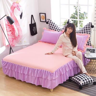 韩式床裙三件套 1.5m(5英尺)床 香晴