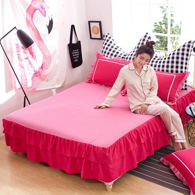 韩式床裙三件套 1.5m(5英尺)床 秀媚