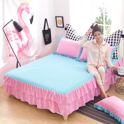 韩式床裙三件套 1.5m(5英尺)床 雅静