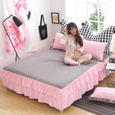 韩式床裙三件套 1.5m(5英尺)床 春光