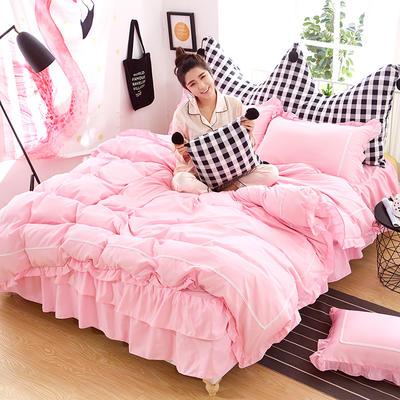 韩式床裙四件套 1.5m(5英尺)床 静逸