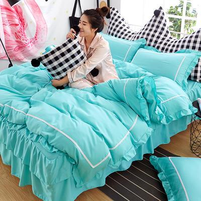 韩式床裙四件套 1.5m(5英尺)床 兰若