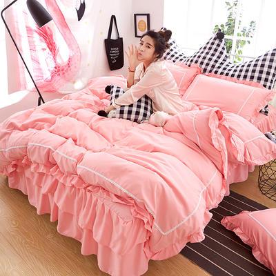 韩式床裙四件套 1.2m(4英尺)床 惜玉
