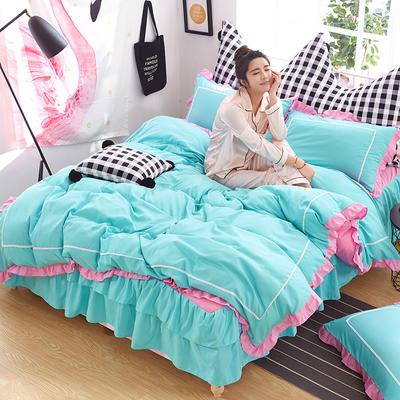 韩式床裙四件套 1.5m(5英尺)床 歆瑶