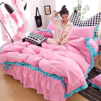 韩式床裙四件套 1.5m(5英尺)床 雅静