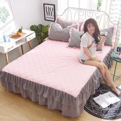 2018新款-夹棉单床裙 1.2米 青春