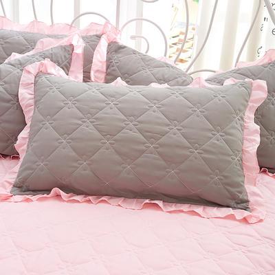 2018新款-夹棉枕套 48cm*74cm/对 青春