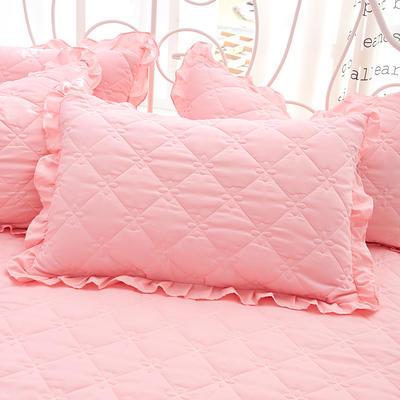 2018新款-夹棉枕套 48cm*74cm/对 惜玉