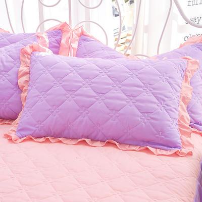 2018新款-夹棉枕套 48cm*74cm/对 香晴