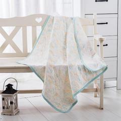 婴童盖被针织棉花小盖被(150*200) 小车