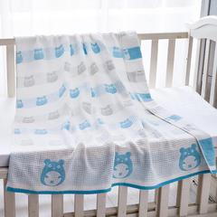 童毯纱布童毯(龙猫105*105cm) 1